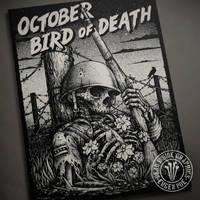 October Bird Of Death Soldier by DeadInsideGraphics