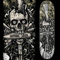 Demon Seed Board by DeadInsideGraphics