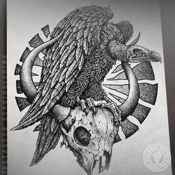 Vulture by DeadInsideGraphics