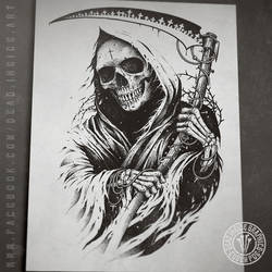 More Reapers by DeadInsideGraphics