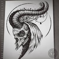 Goat by DeadInsideGraphics