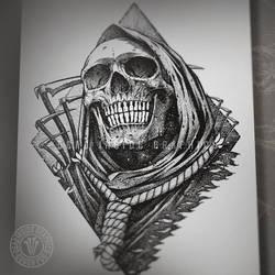 Reaper by DeadInsideGraphics