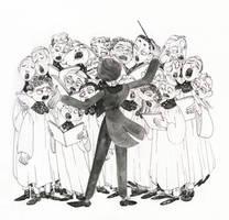 choir by s-u-w-i