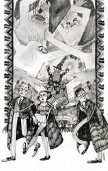 The Troll Tapestry by s-u-w-i