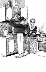kuchyn by s-u-w-i