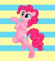 Pinkie Pie by MorbiferousMouse