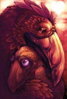 Birds by Snailbeak