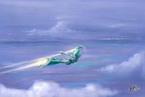 jet speed by 14-bis