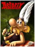 Asterix le Gaulois by 14-bis
