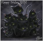 13 Kitties by 14-bis