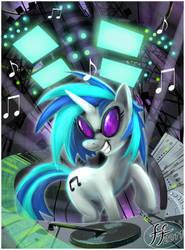 DJ Pony by 14-bis
