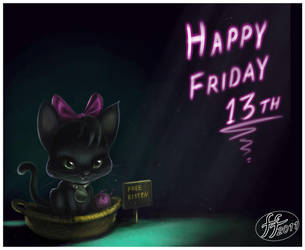 Friday 13th gift by 14-bis