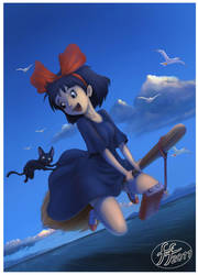 Kiki's Delivery Service by 14-bis