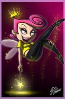 Wanda Fairywinkle by 14-bis
