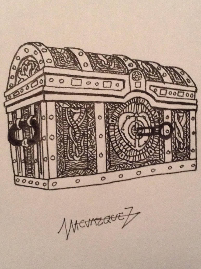 Inktober 2018 Entry 13 - GUARDED by MACVazquez ...