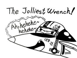 The Jolliest Wrench! by xiaokuLittleKu