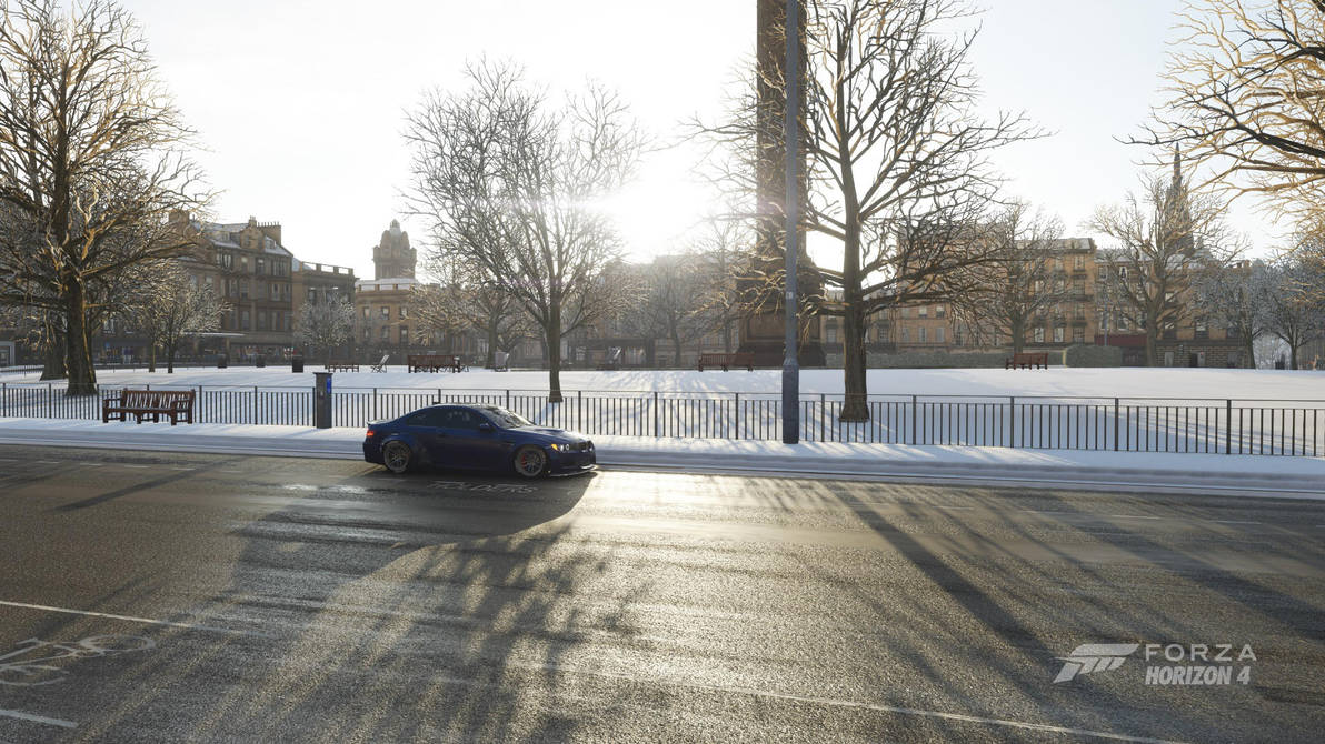 Welcome to Edinburgh - St Andrews Square by Wolf-S305