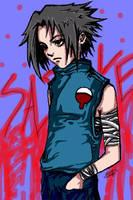 Sasuke by Indigo-Summers