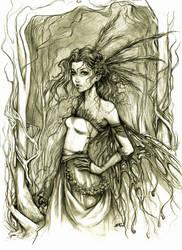 Fae Princess by Indigo-Summers