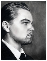 Leonardo DiCaprio by bulletinthegun