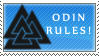 Odin Rules Stamp by arsh-stamps