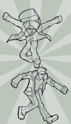 Jumper Team up by ragnarok2k3