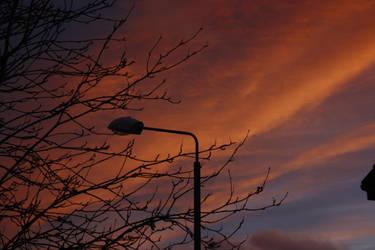 Love Like A Sunset by TekkitzMania