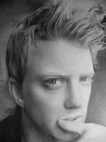 Josh Homme WIP by elisabethsmenesfrost