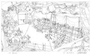 Interior fx Studio 5 final  by DanNortonArt