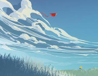 Flight by DanNortonArt