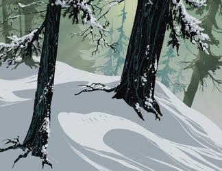 More Trees by DanNortonArt