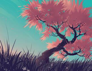 Pinky by DanNortonArt