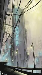 City side by DanNortonArt