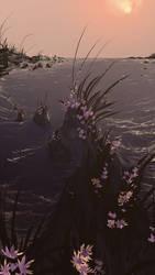 Mother of Islands by DanNortonArt