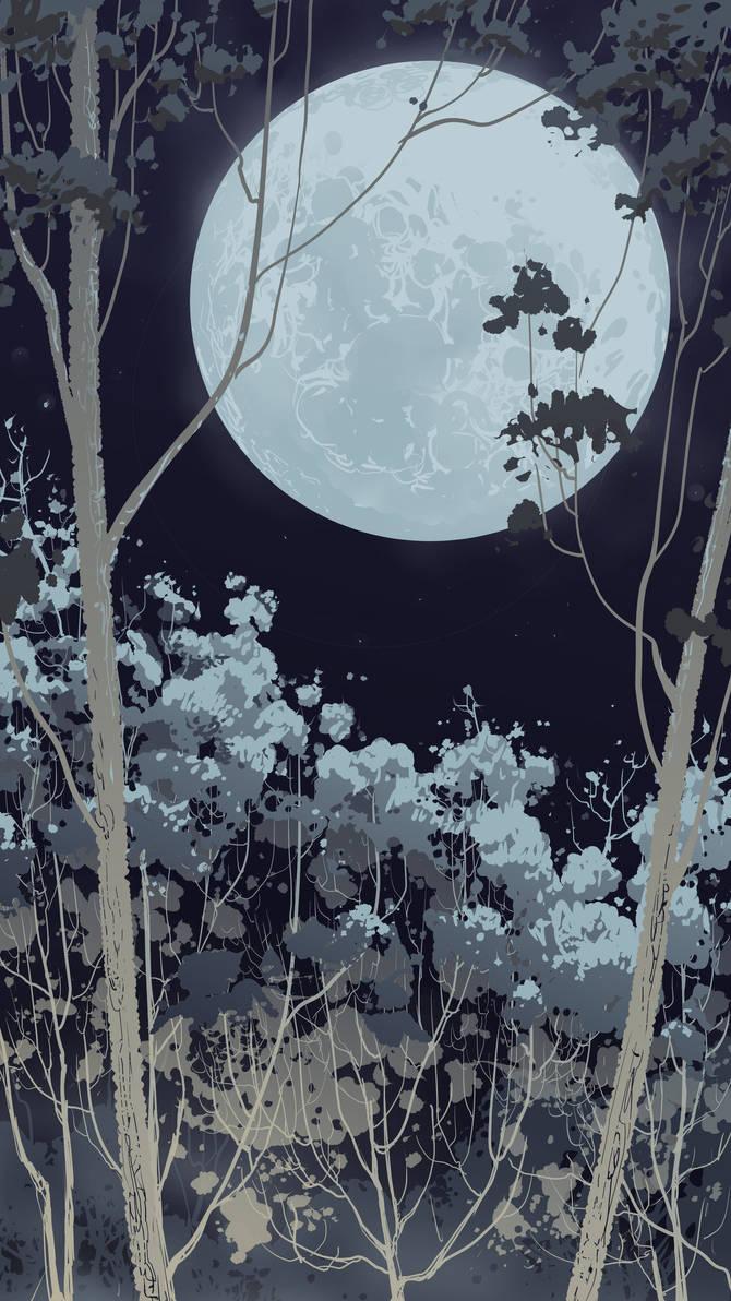 Moonlight by DanNortonArt