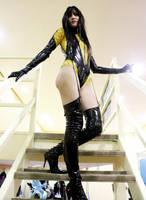 Cosplay: Silk Spectre II by pandorynha