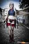 Jo ~ Burst Angel by pandorynha