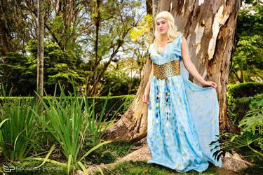Daenerys Targaryen by pandorynha