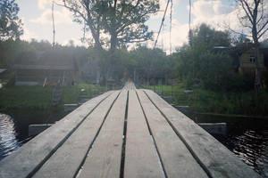 bridge, very unique by piraaja