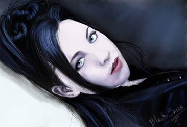 Amy Lee by Black-sania