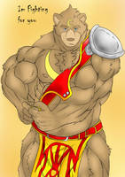 Ardal the Gladiator by NObu552