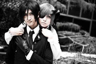 PMX 2011 - Black Butler by MikeRollerson