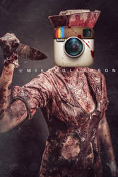 Instagram/Behind-the-scenes by MikeRollerson