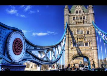London Bridge by Moricettekipukipete