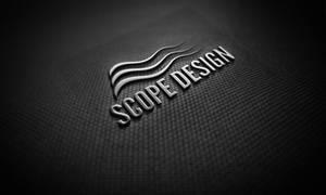 Corporate Logo Mock-up by 87scope