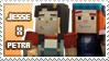 F!Jesse/Petra stamp by StampsMCSM