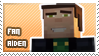 Aiden fan stamp by StampsMCSM