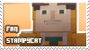StampyCat fan stamp by StampsMCSM