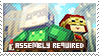 2 Episode: Assembly Required stamp by StampsMCSM