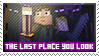 3 Episode: The Last Place You Look stamp by StampsMCSM